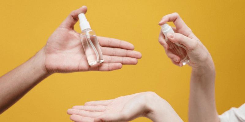 harga hand sanitizer