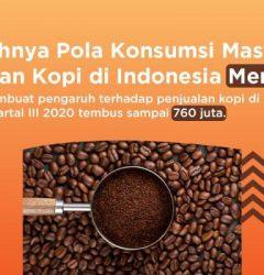 penjualan kopi meningkat