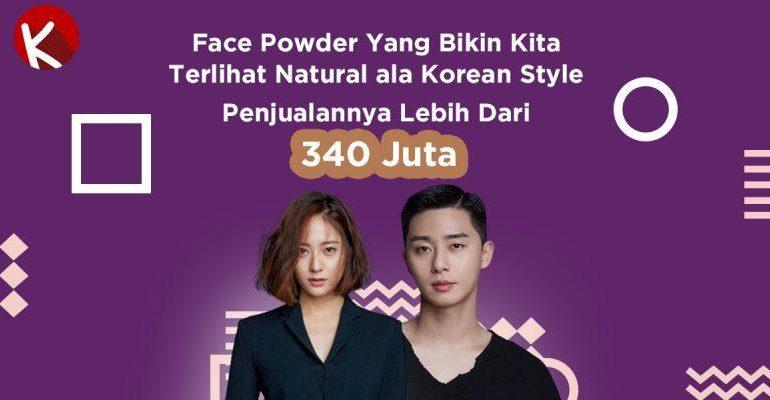 penjualan face powder