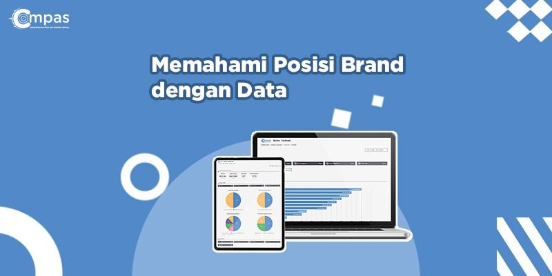 Memahami posisi brand dengan data