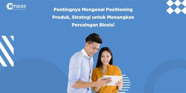 positioning produk
