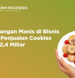 penjualan cookies