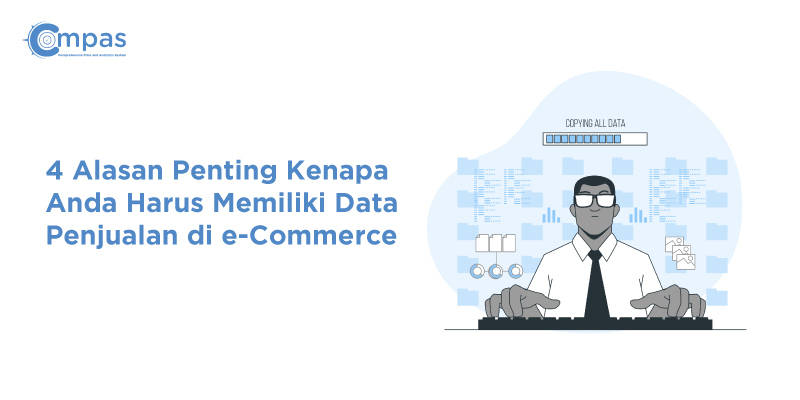 pentingnya data penjualan di e-commerce